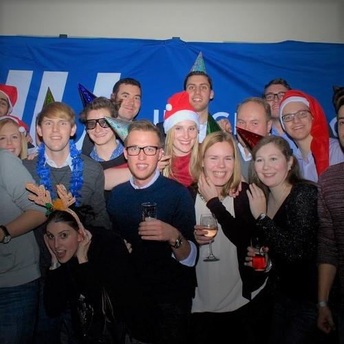 Mitglieder Weihnachtsfeier